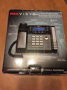 Brand new 2 line Phone with Answering Machine!