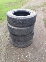 Hankook I Pike 18 inch tires
