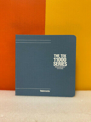 Tektronix 070-7037-00 11801 Digital Sampling Oscilloscope User Reference Manual