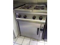 Commercial Lincat Hob & Oven