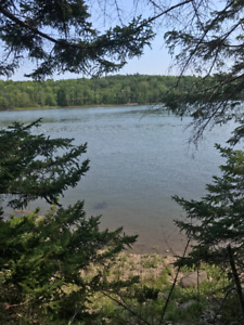 Beautiful Water front Lot For Sale