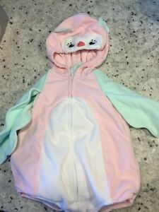 Carter's 12 Month Owl Costume