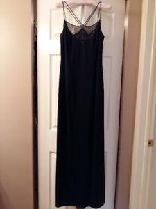 Black Evening Gown - Robe de soirée noire