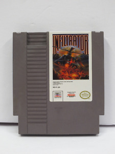 NES games and hardware