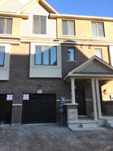 Brand new, spacious, 4bedroom townhouse for rent in Stoney Creek