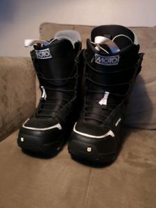 Burton Moto Boots Size 8.5