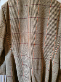 Beautiful gents tweed check jacket