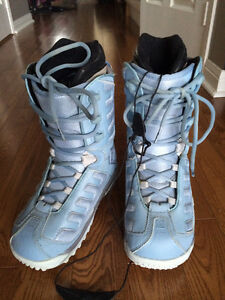 K2 snowboard boots size 7.5
