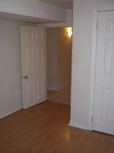 Renovated Basement- $950 for a small family or 2 Professionals