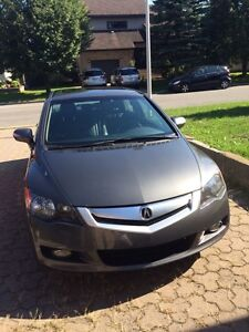 Acura CSX 2011   UNDER WARRANTY   NEVER ACCIDENTED