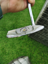 Used left handed putters