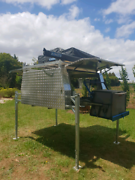 Slide on camper canopy Monbulk Yarra Ranges Preview