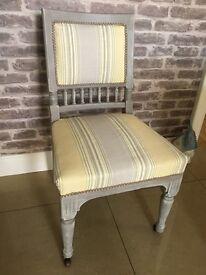 DECORATIVE ANTIQUE CHAIR
