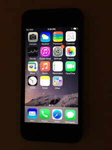 iPhone 5 16GB - Unlocked - Great Condition