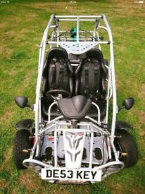 Oral legal buggy