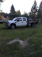 2009 Ford F-350 super duty 6.4 diesel