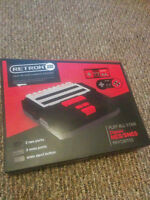 Brand new unopened RETRON 2.   With Contra