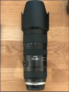 Tamron 70-200mm SP f/2.8 Di VC USD For CANON