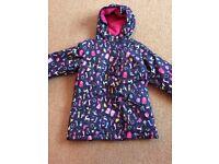 Child's joules waterproof jacket