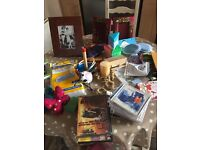 Job lot new items ideal for car boot sale market stall