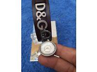 D&G designer watch