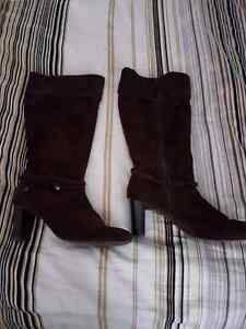 Predictions knee high boots