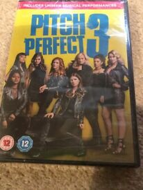 NEW - Pitch Perfect 3 DVD