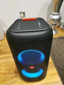 JBL PartyBox 100 Speakers - Brand new
