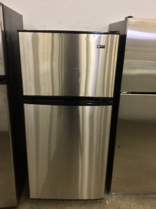 "Maytag Stainless Steel 28"" Fridge"