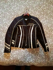 Ladies Hayley Davidson Illumination Jacket