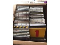 135 Music Cds , all original , new and old. Job lot
