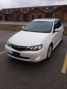 2009 Subaru Impreza Sport Hatchback Asking $6900 OR BEST OFFER