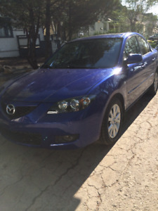 Zoom Zoom! 2008 Mazda 3- Great Condition!