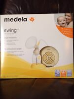 Brand new still sealed in box medela swing breastpump