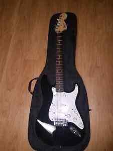 Squier strat guitar Regina Regina Area image 1