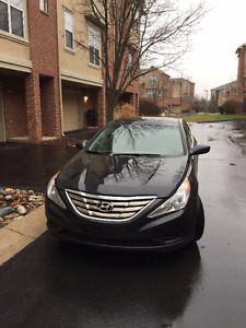 2011 Hyundai Sonata GL Sedan MANUAL TRANSMISSION
