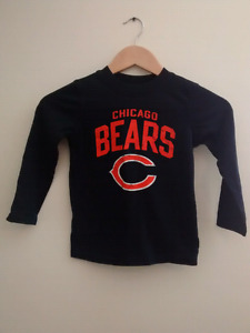 $10 Size 5 NFL Chicago Bears long sleeve