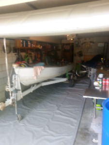 Starcraft.12ft. aluminum Boat+accessories.