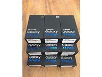 BRAND NEW BOXED SAMSUNG GALAXY S7 EDGE 32GB UNLOCKED BLACK ONYX -- 2 YEAR SAMSUNG WARRANTY