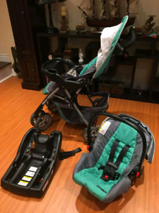 Graco Click Connect Snugride 30 Travel system