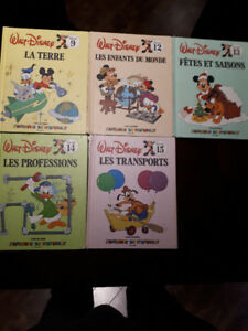 Collection Walt Disney, J'apprend en m'amusant