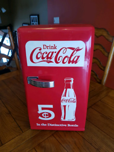 Coca-Cola Electric Refrigerator