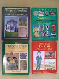 John Timpson Book Bundle