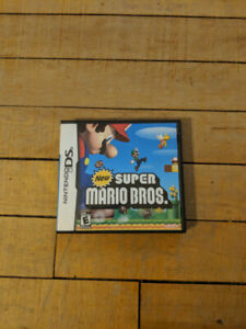 New Super Mario Bros. for Nintendo DS