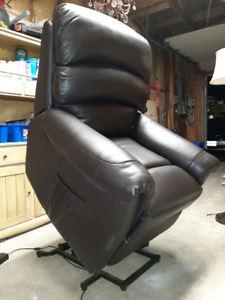 Lift Chair faux Leather