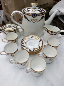 Royal Crown Derby Coffee Set