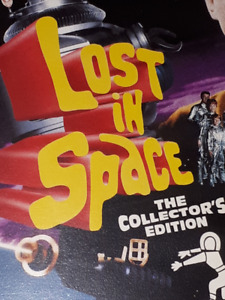 Complete Lost in Space Columbia House 42 VHS tape set