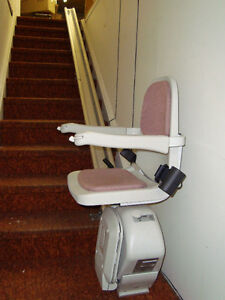 ACORN SUPERGLIDE 120 - STAIR LIFTS EX CONDITION