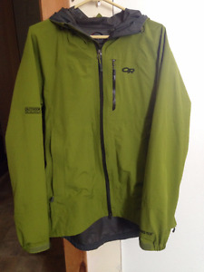 Mens L Foray Jacket, Outdoor Research, Gortex