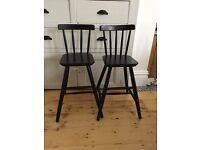 Ikea agam chairs x 3